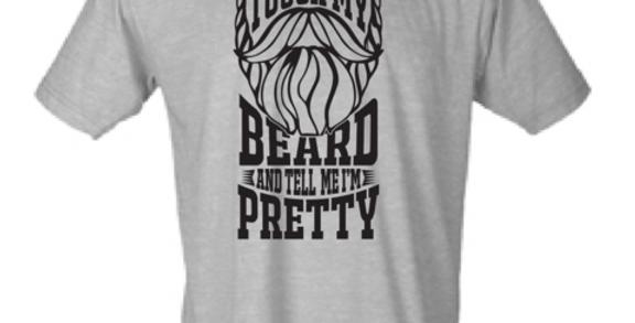 Touch My Beard - Call Me Pretty