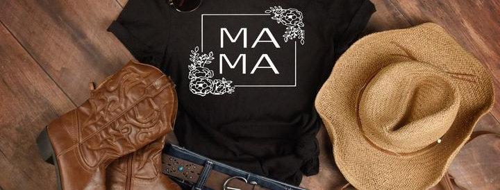 Mama - Tee