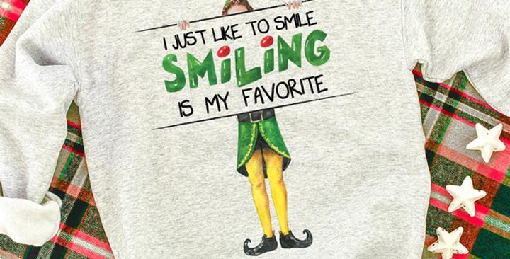 Just Like Smiling - Elf