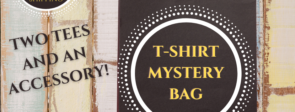 Mystery Tee Bag + Gift