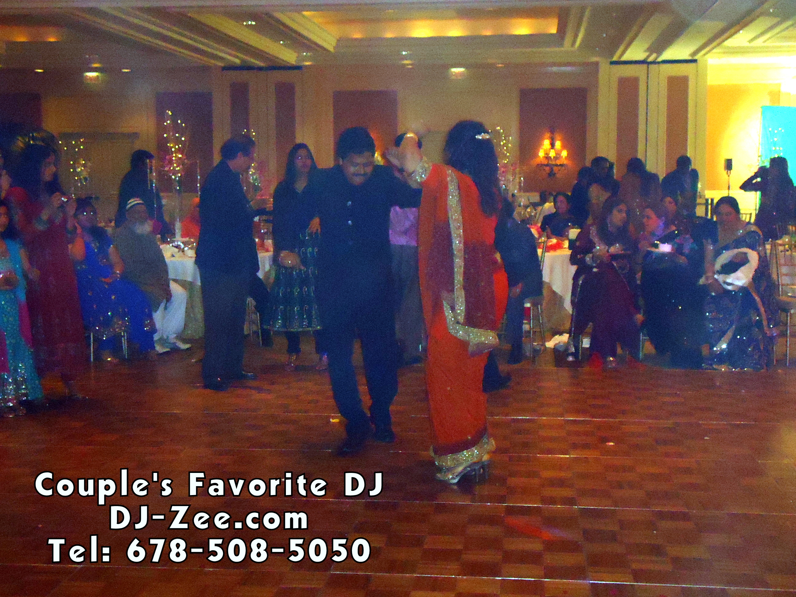 Pakistani Wedding DJ