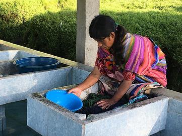 Lady ar wash station.JPG