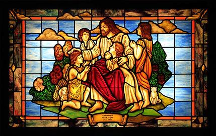 Jesus with the Children20x13.jpg