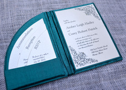 custom-luxury-silk-boxed-invitation-with curved-pocket-by-lucky-invitations