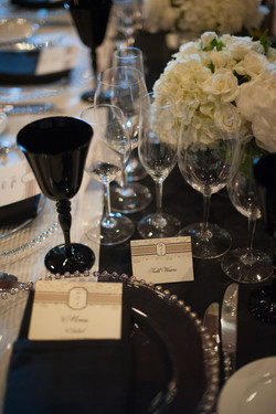 black-and-gold-vineyard-tablesetting-with-place-card-and-menu-by-lucky-invitations