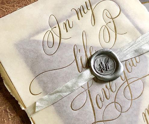 silk-ribbon-and-custom-wax-seal-wedding-
