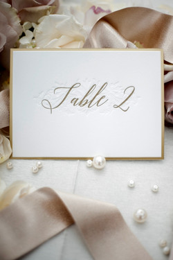 Letterpress-wedding-table-number-sign-by-Lucky-Invitations