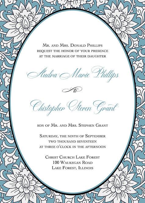 Audra Invitation Suite