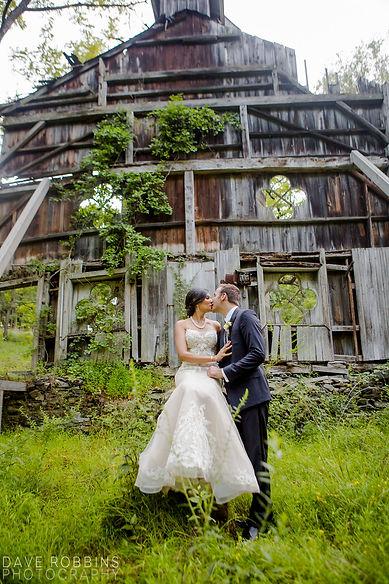 Tanya and Richard's Wedding at Locusts on Hudson in New York. Photo: Dave Robbins Photography