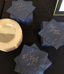 custom-printed-napkins-for-wedding-by-lu