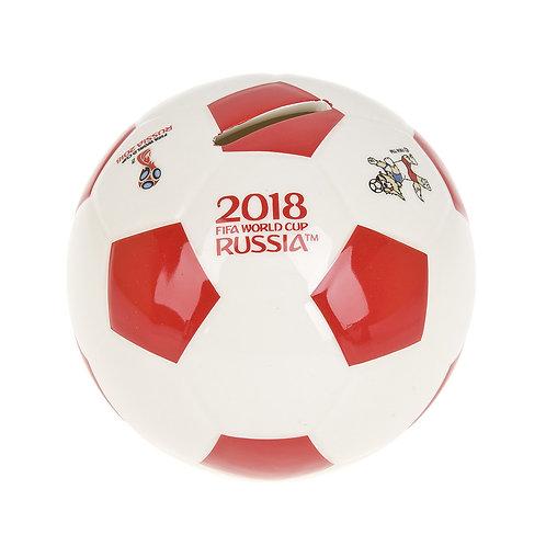 """Копилка керамическая """"ЧМ 2018"""" 11,5 см FIFA World Cup Russia"""