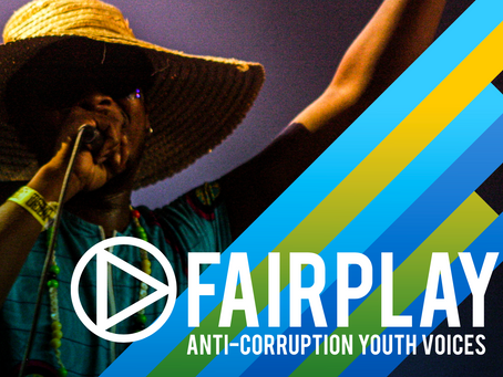 Fair Play 2020 is now open for your anti-corruption music videos