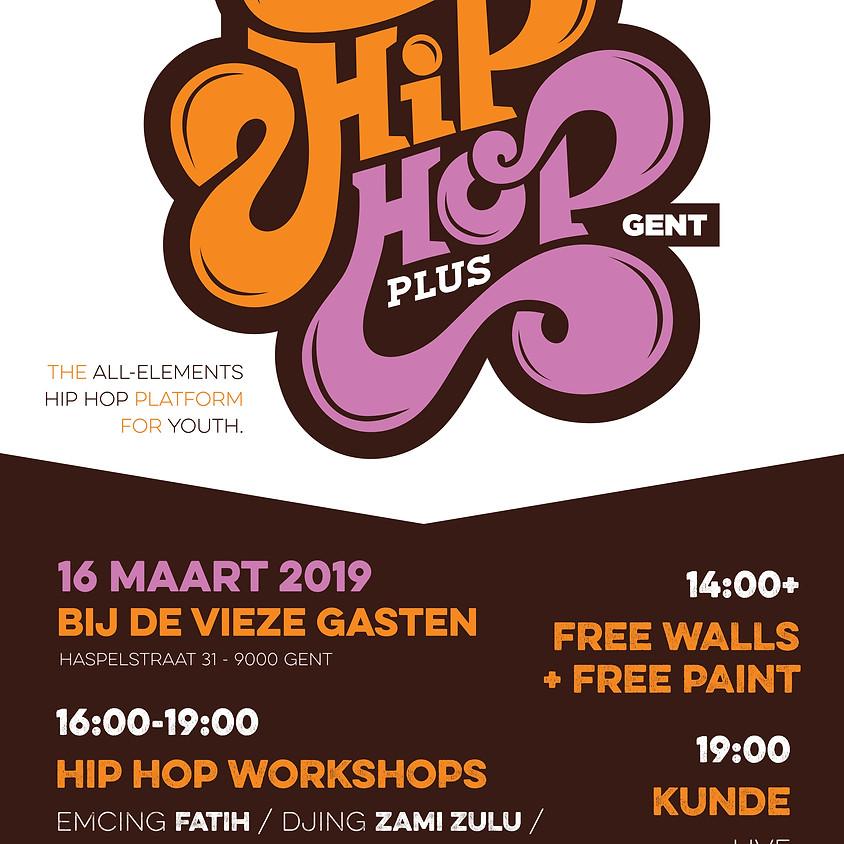 Hip Hop Plus Gent Jam