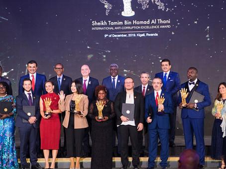 Fair Play Wins international anti-corruption excellence award!