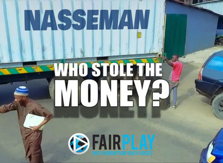 Nasseman Asks Who Stole The Money In The New Music Video From The Liberian Activist Artist
