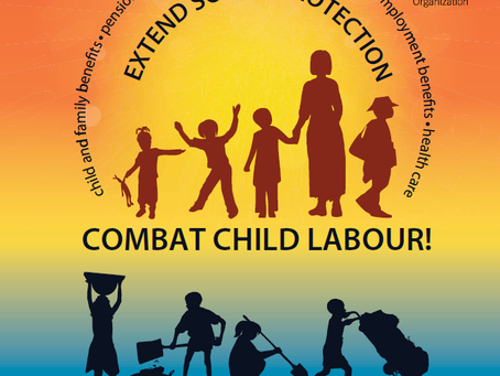 Extend social protection: combat child labour! World Day Against Child Labour, 12 June 2014