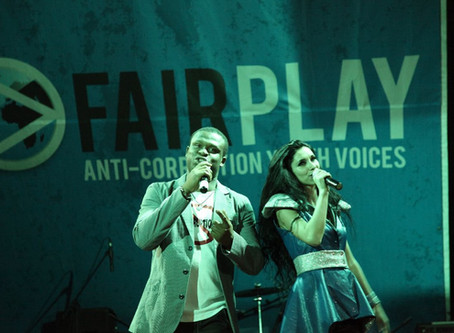 Fair Play 2018 OPENS for music videos that speak out against corruption!