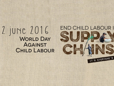 Musicians in tune for the 2016 World Day Against Child Labour