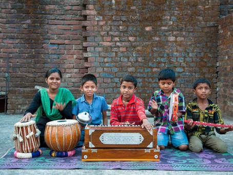 Un concours de musique pour sensibiliser au problème du travail des enfants