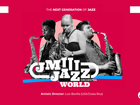 Announcing the JM Jazz World 2021 Lineup
