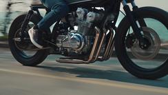 Honda CB750 Thracian Bikes