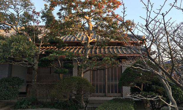 海徳寺旧庫裡