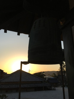 海徳寺 喚鐘