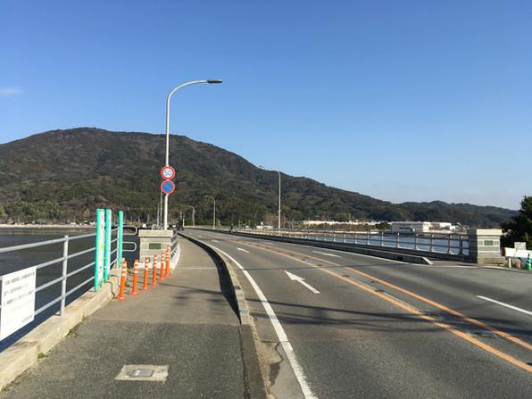 571号線 弁天橋