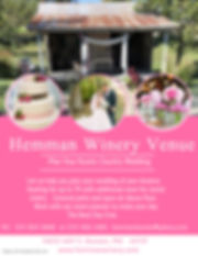 Copy of Wedding Event Venue Flyer Templa