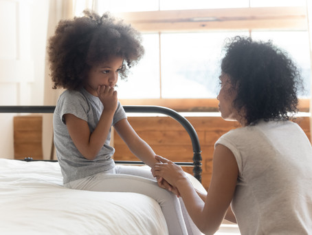 Teaching your kids about feelings