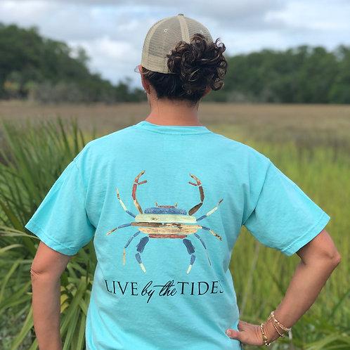 Crab Logo T-Shirt