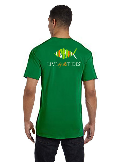 2019 St. Patrick's Day LBTT Short-Sleeve Logo Tee