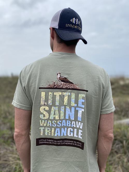 Little St. Wassabaw Local Landmark T-Shirt