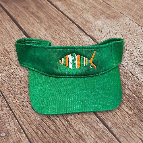 Kelly Green St. Patrick's Day Visor