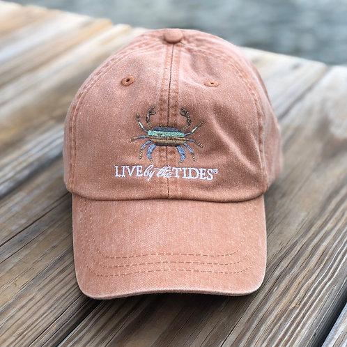 Terracotta Crab Hat
