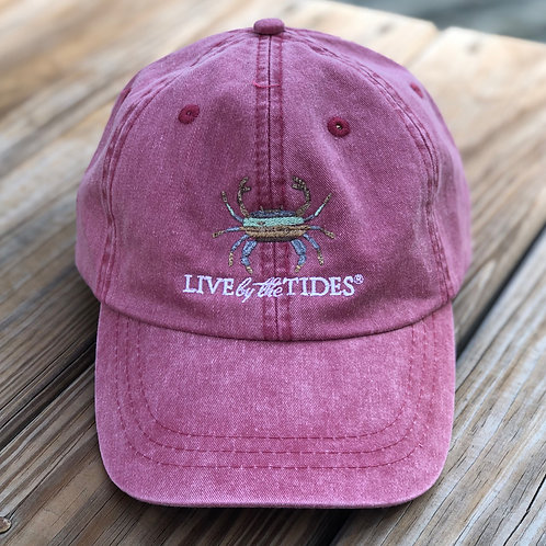 Nautical Red Crab Hat
