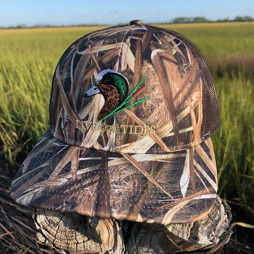 LBTT Widgeon Camo Hat