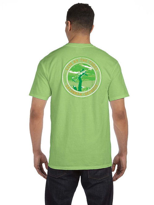 2018 St. Patrick's Day LBTT Cast Net Seal Short-Sleeve Tee