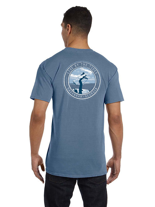 LBTT Cast Net Seal Tee