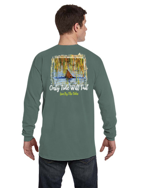 "LBTT Long-Sleeve ""Tide Will Tail"" T-Shirt"