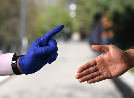 Gestes de salutation à travers le monde – Greeting gestures all over the world