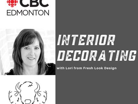 Interior Decorating - with Lori!