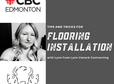 DIY Flooring - with Lynn!