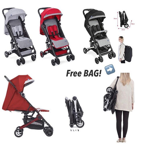 Chicco minimo Ultra-Compact and Lightweight stroller