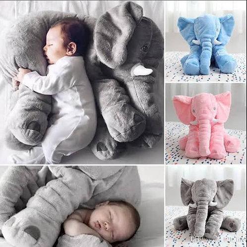 Giant Elephant Pillow Stuffed Animals Plush 50cm
