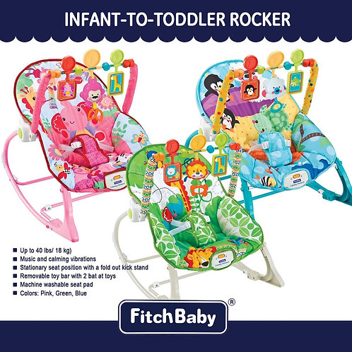 FitchBaby Infant-to-Toddler Rocker Chair