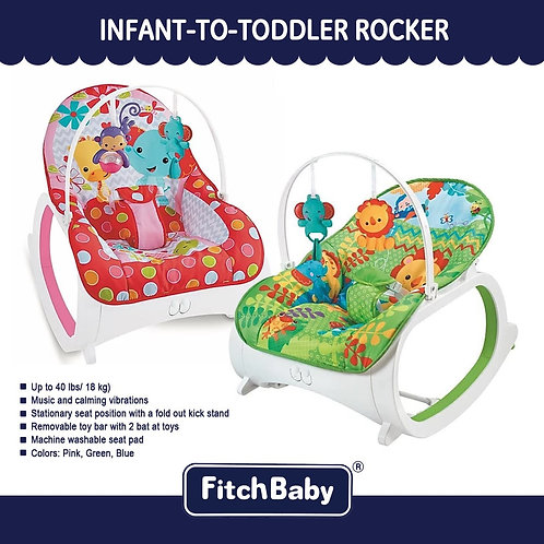 FitchBaby Infant-to-Toddler Rocker