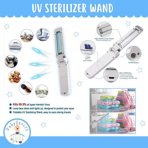 UV Sterilizer Wand Kills 99.9% all types Harmful Virus