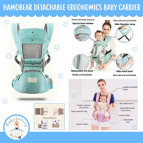HamoBear Detachable Ergonomics Baby Carrier