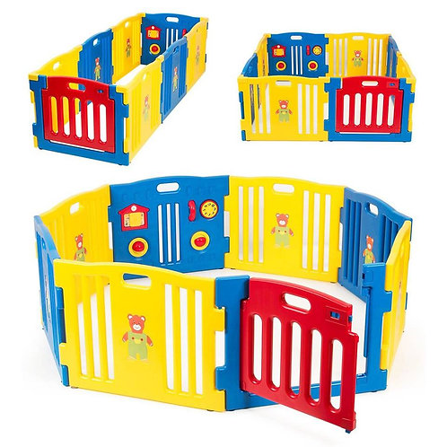 Baby Diego Cub'Zone Playpen and Activity Center